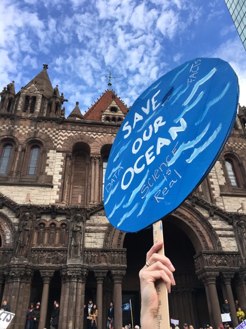 March for the Ocean 2018
