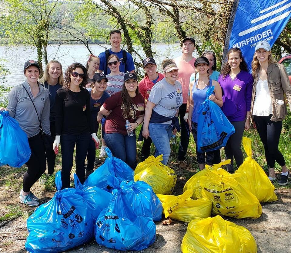Photos: Annual Potomac River Cleanup