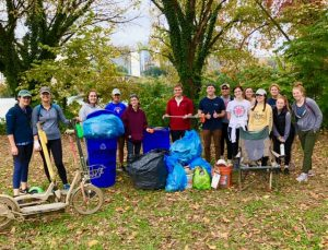 Potomac River Clean-Up