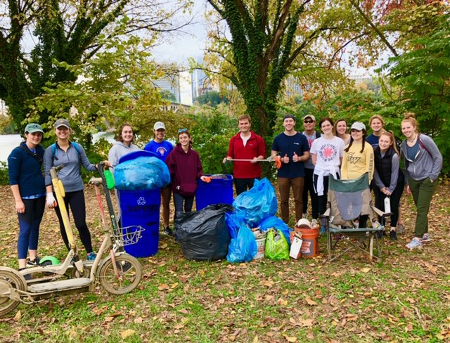 Potomac River Clean-Up Recap