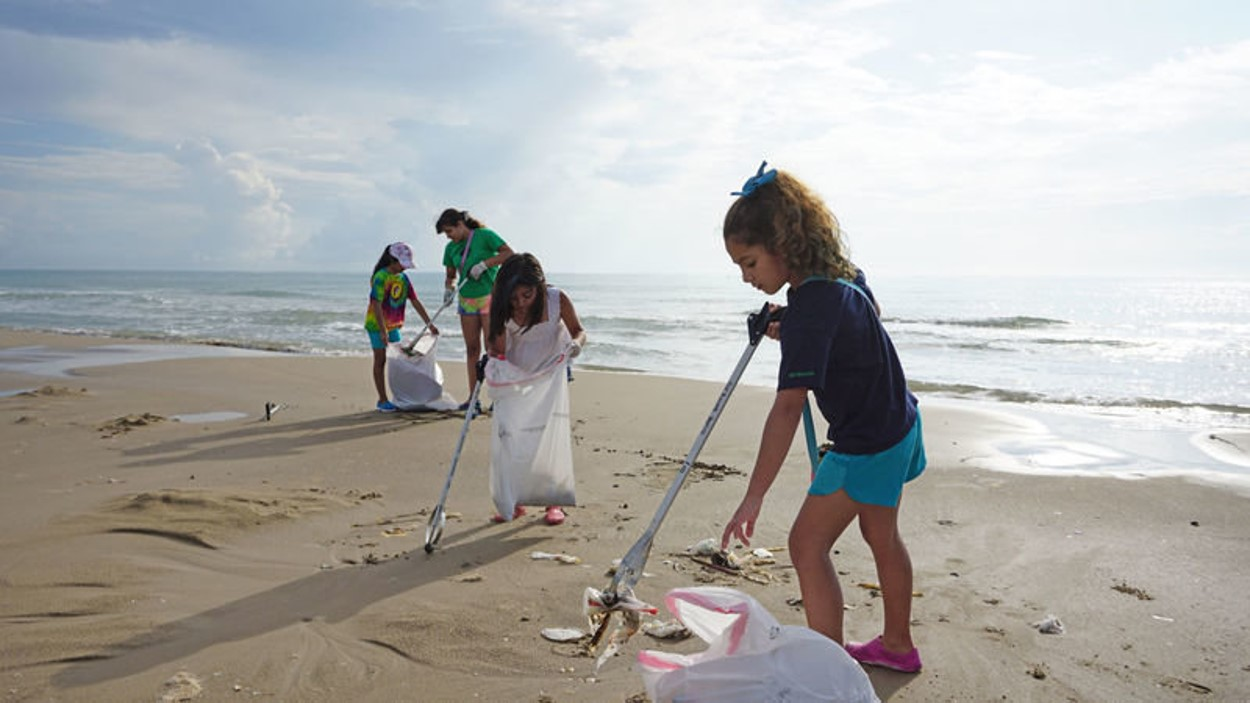 Socially Distanced Cleanup: Sunday, August 16